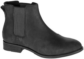 CAT Footwear Black Matilda Leather Bootie
