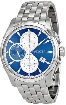 Hamilton American Classic Jazzmaster Blue Dial Men's Watch