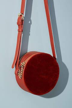 Anthropologie Carolena Circular Crossbody Bag