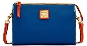 Dooney & Bourke Eva Janine Crossbody Shoulder Bag - MIDNIGHT BLUE - STYLE