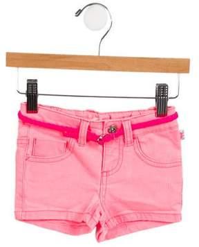 Billieblush Girls' Five-Pocket Shorts w/ Tags