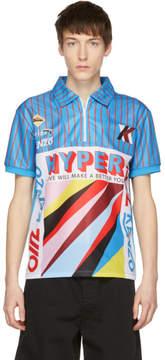 Kenzo Blue Hyper Polo