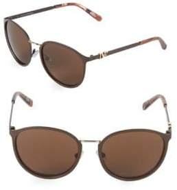 Diane von Furstenberg 54MM Square Sunglasses
