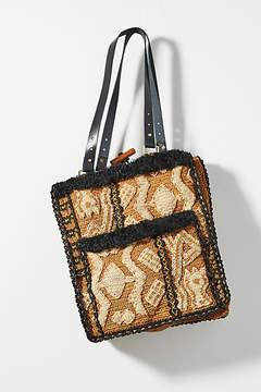 Jamin Puech Tiebete Tote Bag