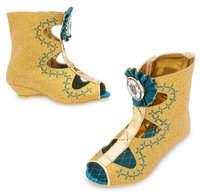 Disney Merida Costume Shoes for Kids