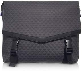 Emporio Armani All Over Logo Men's Messenger Bag