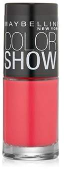 Maybelline Color Show Nail Polish, 200, Pink Shock.