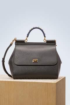Dolce & Gabbana Sicily GM shoulder bag