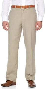 Apt. 9 Men's Slim-Fit Sharkskin Stretch Dress Pants