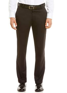 Roundtree & Yorke Travel Smart Non-Iron Flat Front Straight Fit Ultimate Comfort Stretch Chino Pants