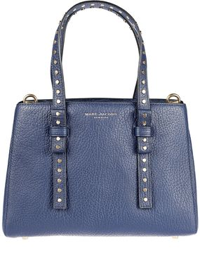 Marc Jacobs Mini T Tote - MIDNIGHT BLUE - STYLE