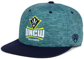 Top of the World Unc Wilmington Seahawks Energy 2-Tone Snapback Cap