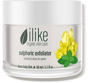 Ilike Organic Skin Care Sulphuric Exfoliator