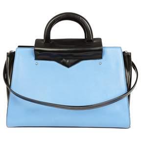 Corto Moltedo Blue Leather Handbag