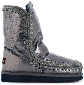 Mou metallic Eskimo 24 boots