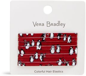 Vera Bradley Colorful Hair Elastics
