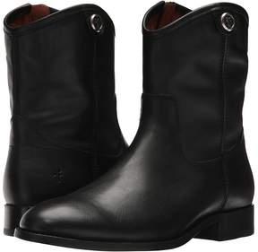 Frye Melissa Button Short 2 Women's Pull-on Boots