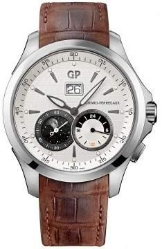 Girard Perregaux Traveller Dual Time Automatic Men's Watch