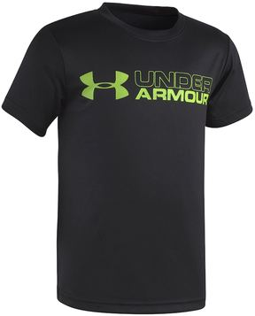 Under Armour Boys 4-7 Logo Graphic Tee