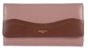 Nina Ricci Small Leather Clutch