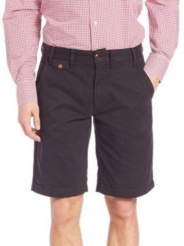 Barbour Neuston Cotton Shorts