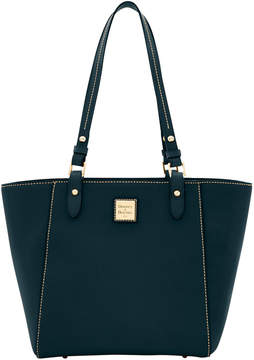 Dooney & Bourke Pebble Grain Janie Tote - BLACK BLACK - STYLE