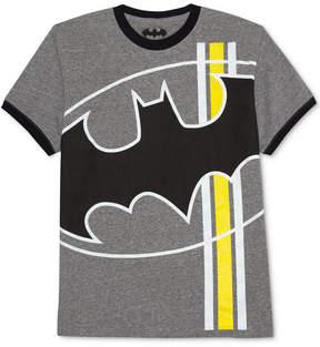 Hybrid Men's Batman-Print T-Shirt