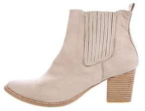 Freda Salvador Suede Ankle Boots