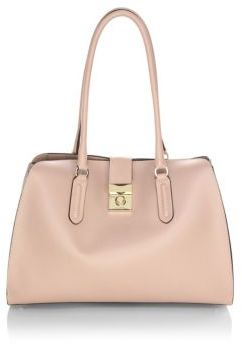 Furla Peggy Leather Tote