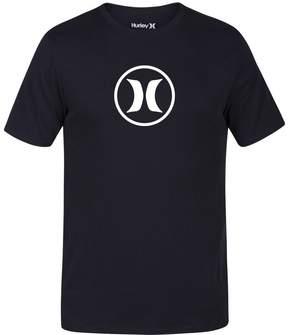 Hurley Circle Icon Dri-Fit Slim T-Shirt