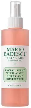 Mario Badescu Facial Spray with Aloe, Herbs & Rosewater 8 oz.