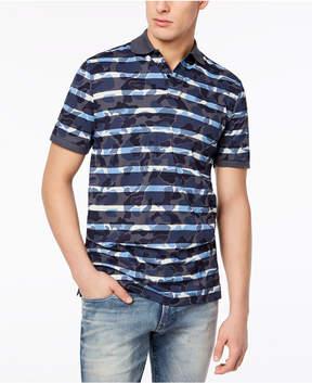 G Star G-Star Men's Swando Camo-Stripe Polo, Created for Macy's