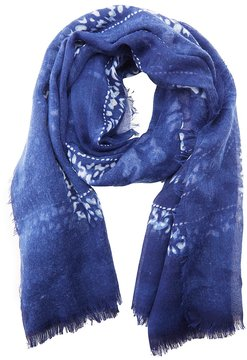Charlotte Russe Printed Woven Blanket Scarf
