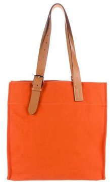 Hermes Etrivière Shopping Tote - ORANGE - STYLE