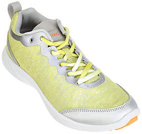 Vionic Orthotic Mesh Lace-up Sneakers -Fyn