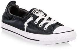 Converse Classic and Shoreline Velvet Slip-On Sneakers