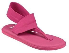 Sanuk Women's Yoga Sling 2 Spectrum Thong Sandal.