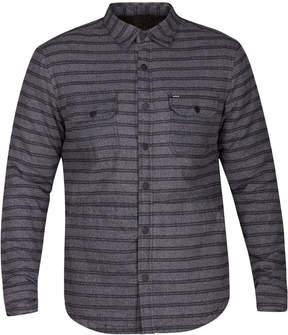 Hurley Men's Dispatch Stripe Shirt Jacket