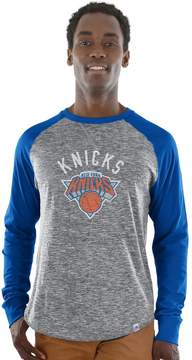Majestic Big & Tall New York Knicks Raglan Tee