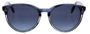 Oliver Peoples Tinted Round Sunglasses