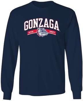 NCAA Men's Gonzaga Bulldogs Banner Tee