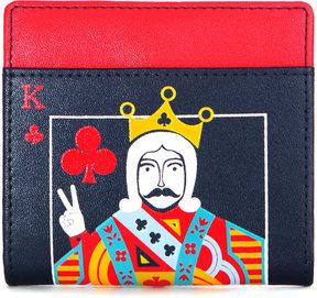 King Mini Bi-fold Wallet