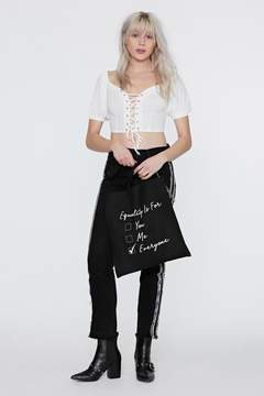 Nasty Gal Equality is For Everyone Tote Bag