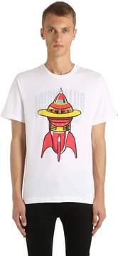 Billionaire Boys Club Reversible Spaceship & Logo T-Shirt
