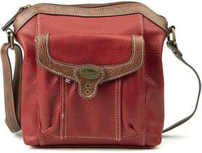 b.ø.c. Burgundy Beekman Crossbody Bag