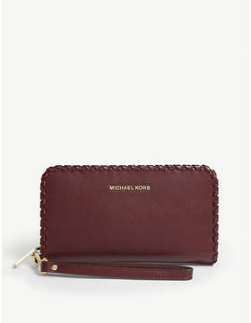 MICHAEL Michael Kors Wristlets leather multi-function purse