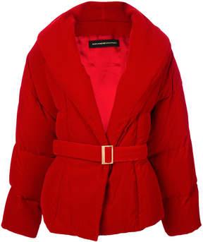 Alexandre Vauthier oversized padded jacket