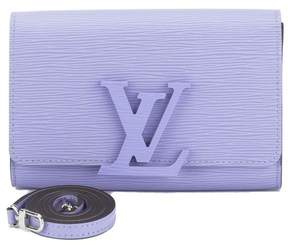 Louis Vuitton Lilac Epi Louise Shoulder Bag (Pre Owned) - ONE COLOR - STYLE