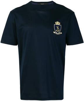 Billionaire crest T-shirt