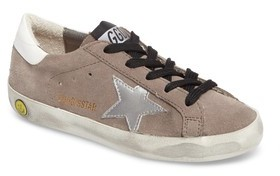 Golden Goose Deluxe Brand Infant Girl's Superstar Low Top Sneaker